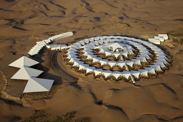 Le città nel deserto