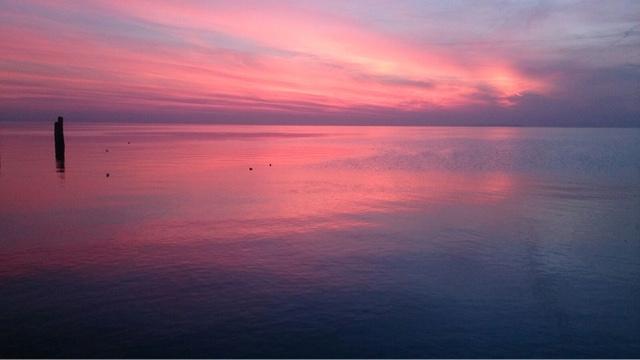 blogger-imageTramonto sul lago. Bardolino By GiuliMatti