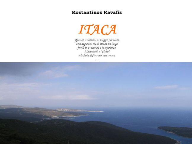 ITACA+Kostantinos+Kavafis
