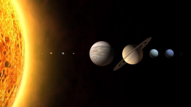 Système solaire - 1
