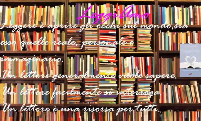 LeggiAmo ... UN LIBRO, un quotidiano, un post...un film Amo i suoni dal mondo, il nostro mondo!